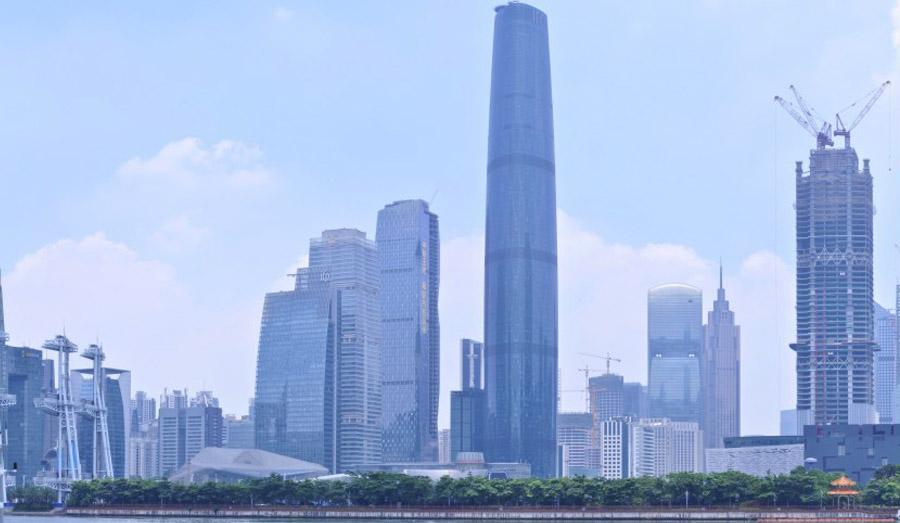 Guangzhou International Finance Center, Guangdong