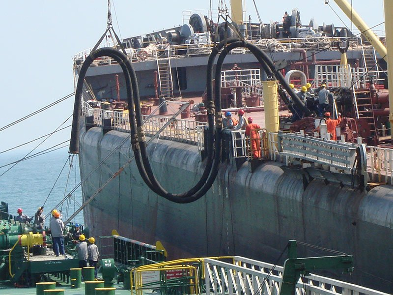 Heavy Duty Oil Transfer Hose